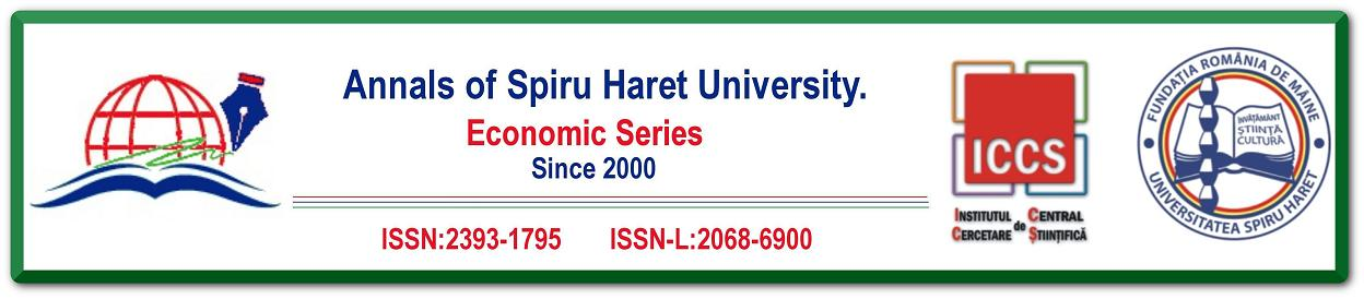 "Annals of ""Spiru Haret"". Economic Series"